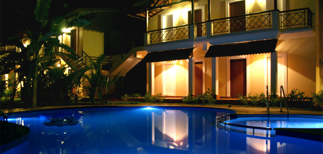 goa beach resorts